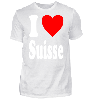 I love Suisse