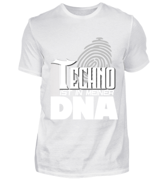 Techno DNA - FRONT