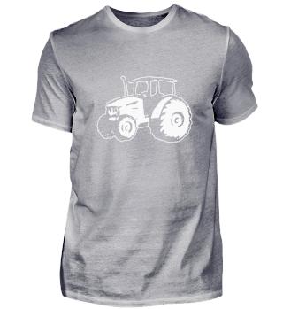 Tractor Love Farmer Farming Forester