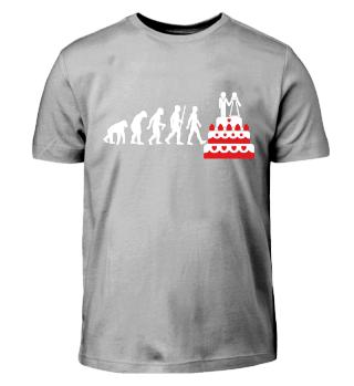 Evolution Of Humans - Wedding II
