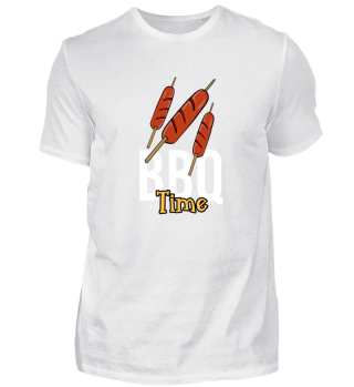 Barbecue Grill Hot Dog - T Shirt