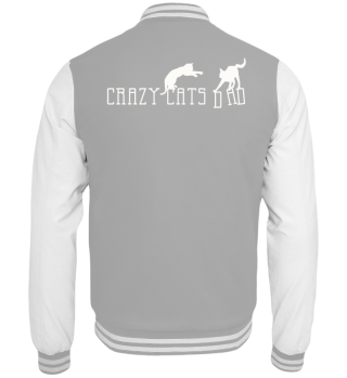 Crazy Cats Dad - Fantasy Silhouette 2