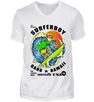 ☛ THE ORIGINAL SURFERBOY #1S
