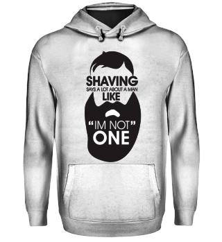 Beard Shirt-Not One W