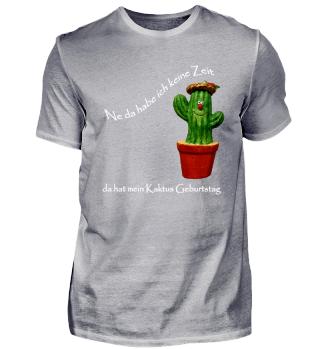 Kaktus Geburtstag