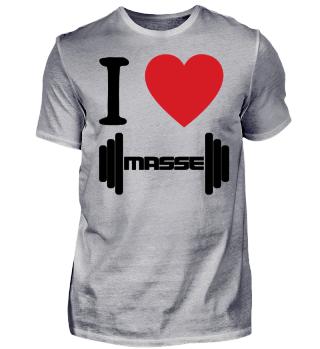 I Love Masse