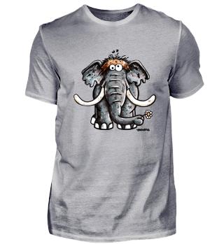 Dicker Elefant - Elefanten - Wildtiere