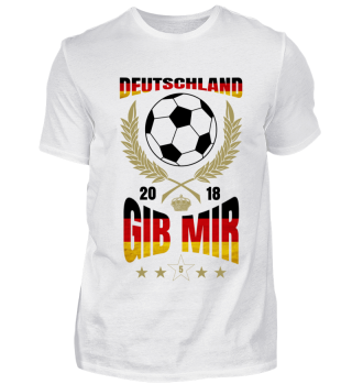 FUSSBALL - SHIRT · GIB MIR FÜNF #7.0