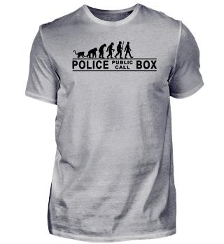 EVOLUTION Of Humans - Police Box I