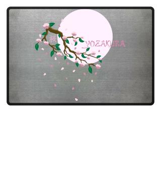 ♥ Cherry Blossom Festval Full Moon 1