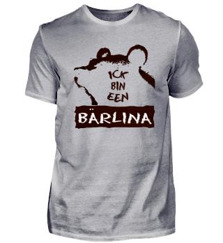 Berlin Ick bin een Bärlina