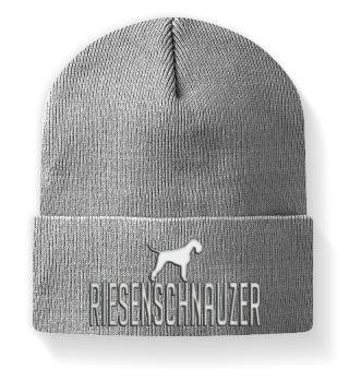 Mütze RIESENSCHNAUZER Hund