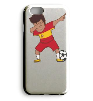 Spain Dab - Fanshirt Spain Fan