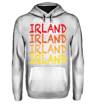 Irland-Hoddie