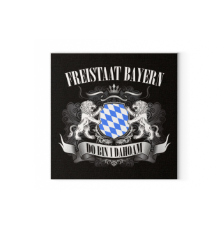 Leinwand - FREISTAAT BAYERN