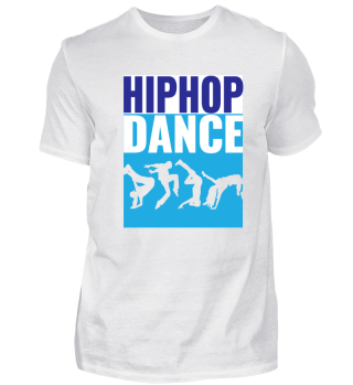 T-Shirt HipHop tanzen