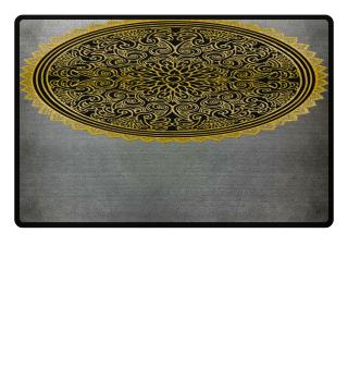 ♥ Vintage Ornament Mandala gold III