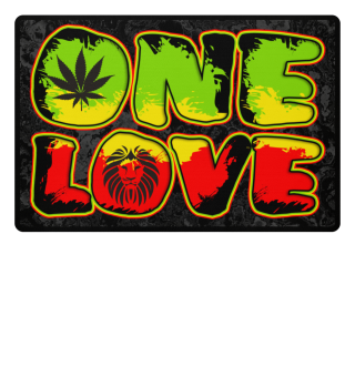 ★ Rastafari Reggae - One Love Lion 1