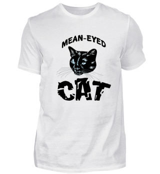Mean Eyed Cat