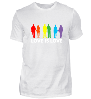Love is Love LGBT Homosexualität