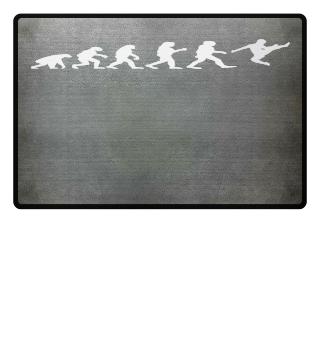 Evolution Kampfsport Karate Geschenk