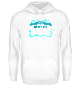 ★ I AM THE BEST OF - cyan teal