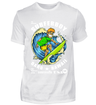 ☛ THE ORIGINAL SURFERBOY #2W
