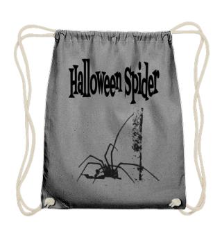 Halloween Spider Black