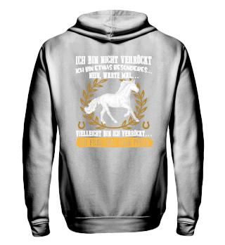 Pferd - Ich frage mal mein Pferd