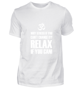 Don't Stress gift for Yoga Lovers