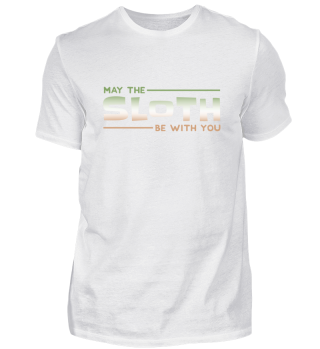 may the fourth sloth be with you gift