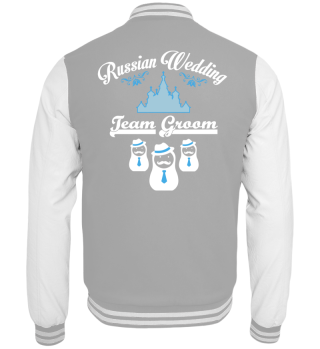 Russian Wedding - Team Groom (color)