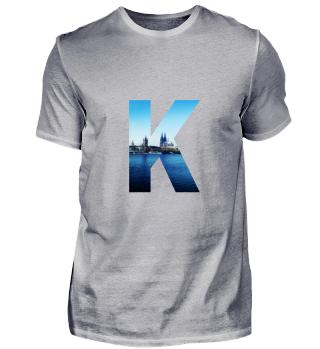 K - wie Köln Shirt