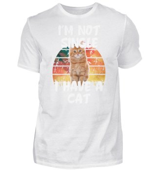im not single have a cat