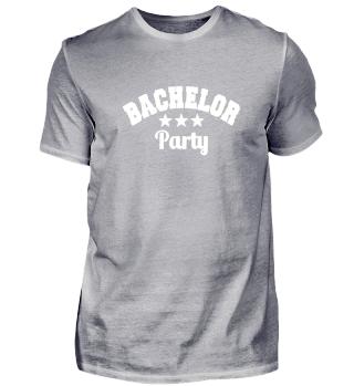 Bachelor party Hochzeit