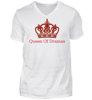 Royal Ornaments Crown - Gold Red - Text