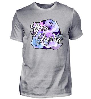 Yoo-Blume Männershirt