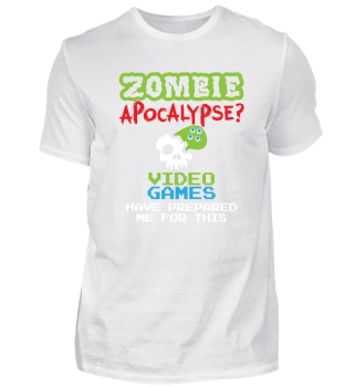 GAMING: Zombie Apocalypse? Video Games