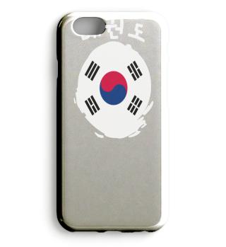 Martial Arts Taekwondo 태권도 Korea Flag -