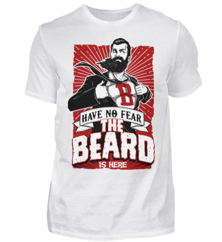 The Beard Ramirez Herren T-Shirt Kurzarm