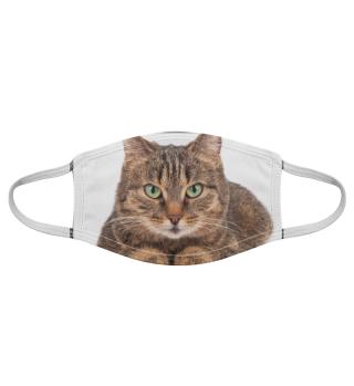 Gesichtsmaske mit Katzenmotiv 20.48