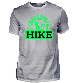 Hiking Wanderlust Mountaineering gift
