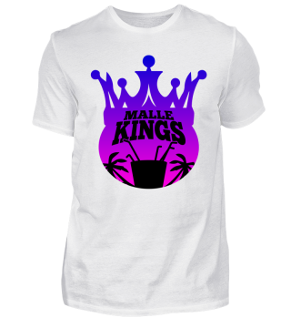Malle Kings - lila/blau