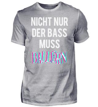Bass Ballern Techno Drogen Rave Tanzen