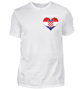 ITS OK TO BE CROATIAN| white #itsok