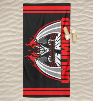 Unlimited Dragon Handtuch