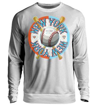 Herren Langarm Shirt New York Ramirez