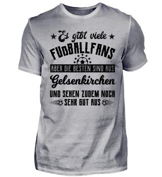 Fußball T-Shirt - Gelsenkirchen