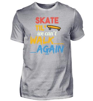 Skater Geschenk