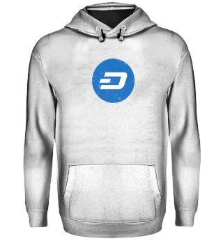 Dash Hoodie - Logo Used Look